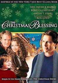 Christmas Blessing - (Region 1 Import DVD)