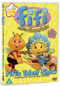 Fifi & the Flowertots - Talent Show - (Import DVD)