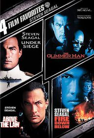 4 Film Favorites:Steven Seagal - (Region 1 Import DVD)