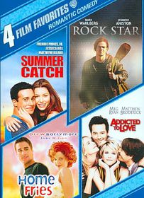 4 Film Favorites:Romantic Comedy - (Region 1 Import DVD)