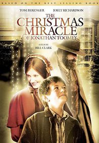 Christmas Miracle of Jonathan Toomey - (Region 1 Import DVD)