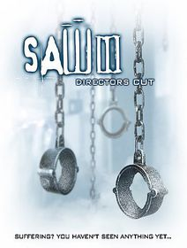 Saw 3 Unrated Director's Cut - (Region 1 Import DVD)