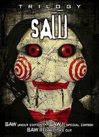Saw Trilogy - (Region 1 Import DVD)