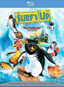 Surf's up - (Region A Import Blu-ray Disc)