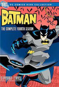 Batman:Complete Fourth Season - (Region 1 Import DVD)