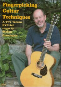 Fingerpicking Guitar 1 & 2 (2 Discs) - (Import DVD)