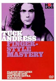 Fingerstyle Mastery - (Import DVD)