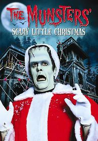 Munsters' Scary Little Christmas - (Region 1 Import DVD)