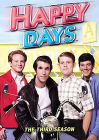 Happy Days:Third Season - (Region 1 Import DVD)