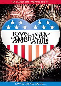 Love American Style Season 1 Vol 1 - (Region 1 Import DVD)