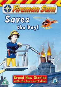 Fireman Sam-Saves the Day (DVD)