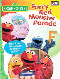 Furry Red Monster Parade - (Region 1 Import DVD)