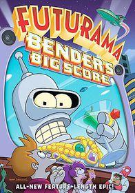 Futurama The Movie: Bender's Big Score - (Region 1 Import DVD)