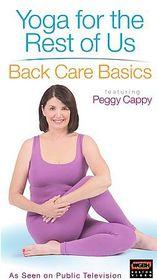 Yoga for the Rest of Us - Back Care Basics - (Region 1 Import DVD)