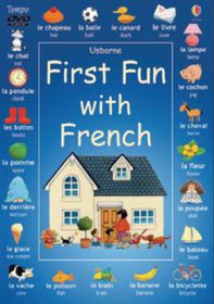 First Fun With French - (Import DVD)