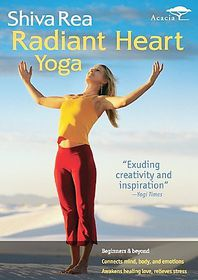 Shiva Rea:Radiant Heart Yoga - (Region 1 Import DVD)