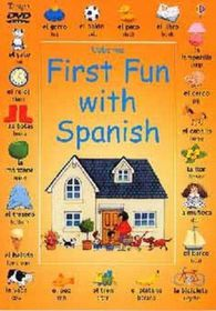First Fun With Spanish - (Import DVD)