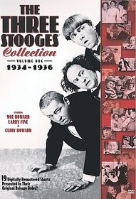 Three Stooges Collection:Years 1 & 2 - (Region 1 Import DVD)