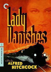 Lady Vanishes - (Region 1 Import DVD)