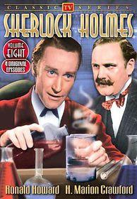 Sherlock Holmes Vol 8 - (Region 1 Import DVD)