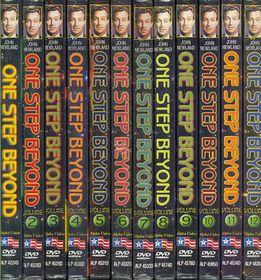 One Step Beyond Vol 1-12 - (Region 1 Import DVD)