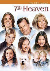 7th Heaven:Fifth Season - (Region 1 Import DVD)