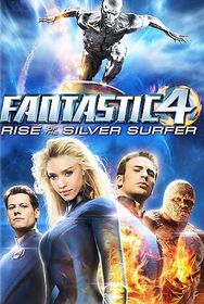 Fantastic Four 2:Rise of the Silver Surfer - (Region 1 Import DVD)