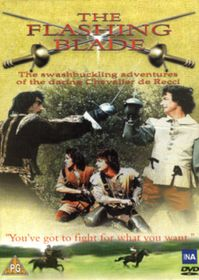 Flashing Blade Vol. 1-2 (2 Discs) - (Import DVD)