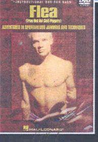 Flea-Bass Jamming & Techniques - (Import DVD)