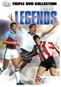 Football Legends (3 Discs) (Lineker/Brooking/Le Tiss.) - (Import DVD)