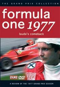 Formula One 1977 - (Import DVD)