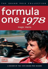 F1 Review:1978 Magic Mario - (Region 1 Import DVD)