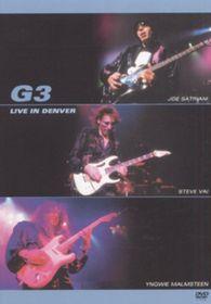 G3-Live In Denver - (Import DVD)