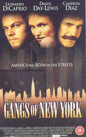 Gangs Of New York (DVD)