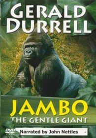 Gerald Durrell-Gentle Giant - (Import DVD)