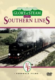 Glory of Steam On South.Lines - (Import DVD)