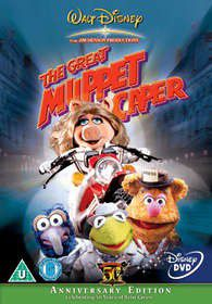 The Great Muppet Caper (DVD)