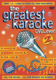 Greatest Karaoke DVD.. Ever 2 - (Import DVD)