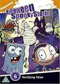 Nickelodeon Halloween Spooky Stories (DVD)