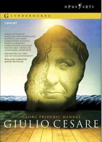 Handel-Giulio Cesare (3 Discs) - (Import DVD)