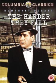 Harder They Fall - (Import DVD)