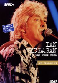 Ian Mclagan - Live In Concert - (Import DVD)