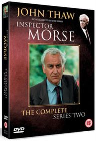 Inspector Morse-Series 2 (3 Discs) - (Import DVD)
