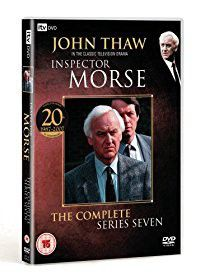 Inspector Morse: Series 7 (DVD)