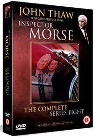 Inspector Morse: Series 8 (DVD)