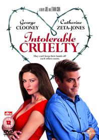 Intolerable Cruelty - (Import DVD)