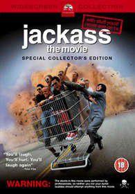Jackass The Movie (DVD)