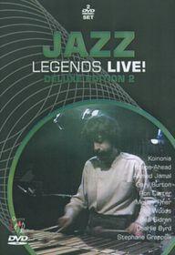 Jazz Legends Live-Deluxe Edi.2 (2 Discs) - (Import DVD)