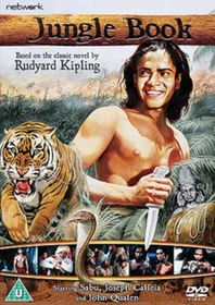 Jungle Book (Sabu) - (Import DVD)