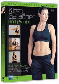 Kirsty Gallacher-Body Sculpt - (Import DVD)